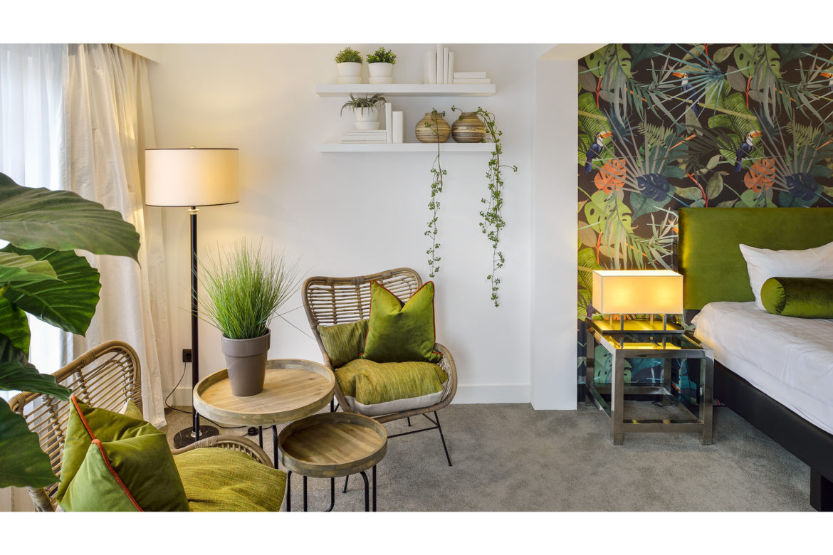 hotel photography   Hotel Vught   Garden suite